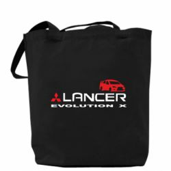 Сумка Lancer Evolution X