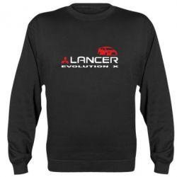 Реглан Lancer Evolution X