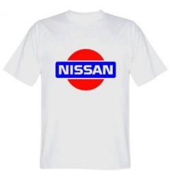 Футболка Logo Nissan