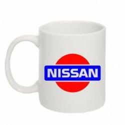 Кружка 320ml Logo Nissan