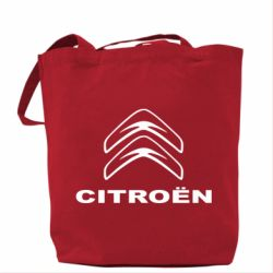 СумкаЛоготип Citroen - PrintSalon