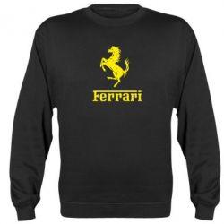 Реглан логотип Ferrari