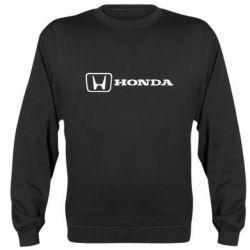 Реглан Логотип Honda - PrintSalon