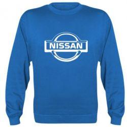 Реглан логотип Nissan - PrintSalon