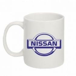 Кружка 320ml логотип Nissan - PrintSalon