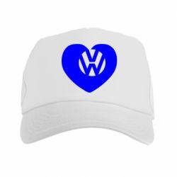 Кепка-тракер Love Volkswagen