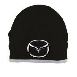 Шапка Mazda 3D Logo