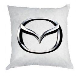 Подушка Mazda 3D Logo