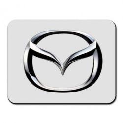 Коврик для мыши Mazda 3D Logo