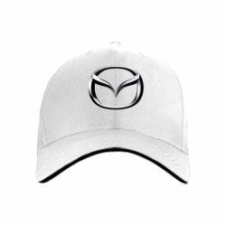 кепка Mazda 3D Small Logo