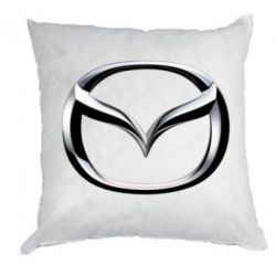 Подушка Mazda 3D Small Logo