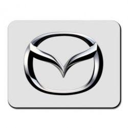 Коврик для мыши Mazda 3D Small Logo