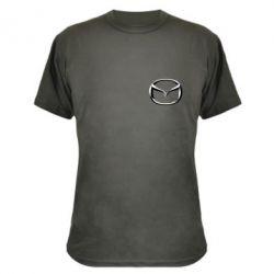Камуфляжная футболка Mazda 3D Small Logo