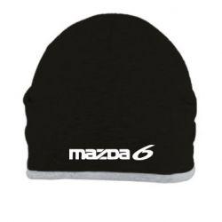 Шапка Mazda 6 - PrintSalon