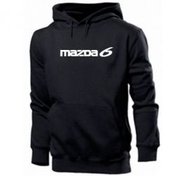 Толстовка Mazda 6 - PrintSalon
