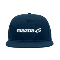 Снепбек Mazda 6 - PrintSalon