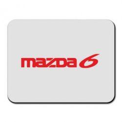 Коврик для мыши Mazda 6 - PrintSalon
