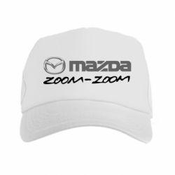 Кепка-тракер Mazda Zoom-Zoom