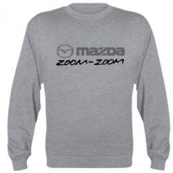 Реглан Mazda Zoom-Zoom