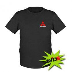 Детская футболка Mitsubishi small