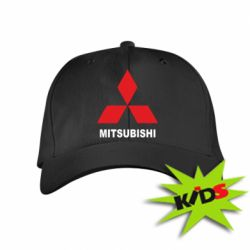 Детская кепка MITSUBISHI - PrintSalon