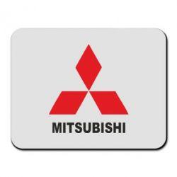 Коврик для мыши MITSUBISHI - PrintSalon