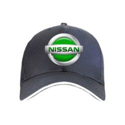 кепка Nissan Green