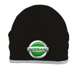 Шапка Nissan Green