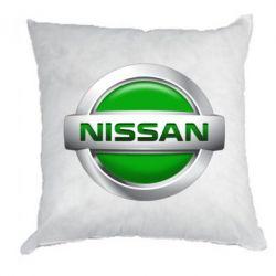 Подушка Nissan Green