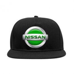 Снепбек Nissan Green