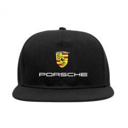 Снепбек Porsche - PrintSalon