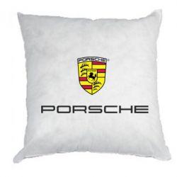 Подушка Porsche - PrintSalon