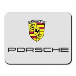 Коврик для мыши Porsche - PrintSalon