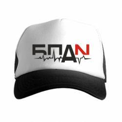 Кепка-тракер Ритм БПАН