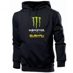 Толстовка Subaru Monster Energy