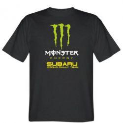Футболка Subaru Monster Energy