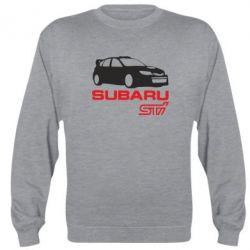 Реглан Subaru STI