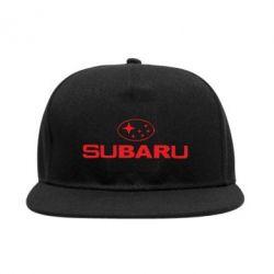 Снепбек Subaru - PrintSalon