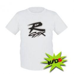 Детская футболка Suzuki GSX-R Logo