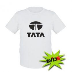 Детская футболка TaTa