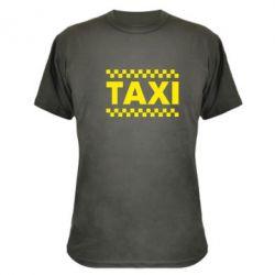 Камуфляжная футболка TAXI - PrintSalon