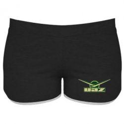 Женские шорты UAZ Лого