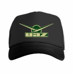 Кепка-тракер UAZ Лого