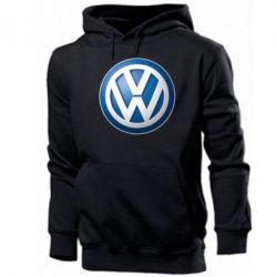 Мужская толстовка Volkswagen 3D Logo