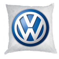 Подушка Volkswagen 3D Logo
