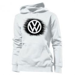 Женская толстовка Volkswagen art