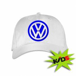 Детская кепка Volkswagen Logo