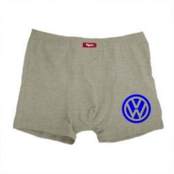Мужские трусы Volkswagen Logo