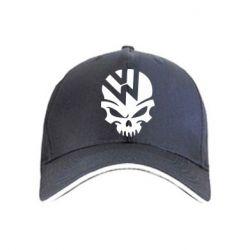 кепка Volkswagen Skull