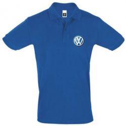 Футболка Поло Volkswagen Small Logo